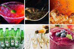 foto's van dranken om onze bar concepten aan te duiden